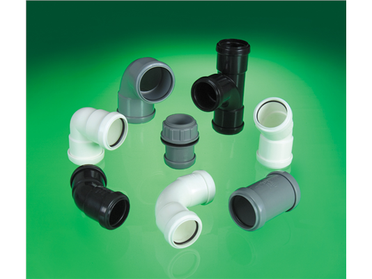 FloPlast Pushfit Waste Pipe System