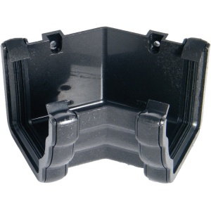 FloPlast Cast Iron Effect Niagara Ogee Gutter 135° Internal Corner