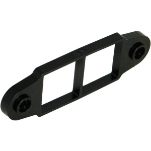 8mm Square Downpipe Fitting Spacer Bracket