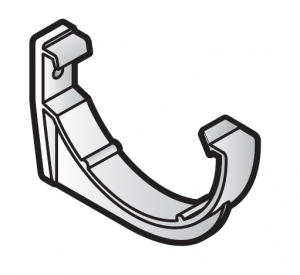 FloPlast 76mm Mini Gutter (MiniFlo) Bracket