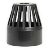 FloPlast Cast Iron Effect Soil Pipe Vent Terminal