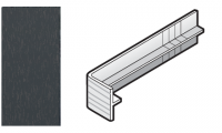 250mm Anthracite Grey Replacement Fascia Joint