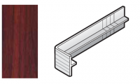 250mm Rosewood Replacement Fascia Joint
