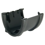 FloPlast Cast Iron Effect High Capacity Gutter Union