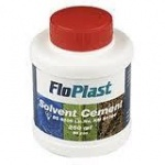 FloPlast 125ml Solvent Weld Cement