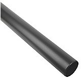 FloPlast Cast Iron Effect Soil Pipe - 1.8m x 110mm - Plain Ended