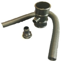 FloPlast Water Butt Diverter for 50mm MiniFlo Downpipe